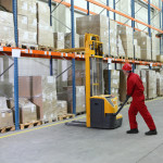 Manual Handled Forklift