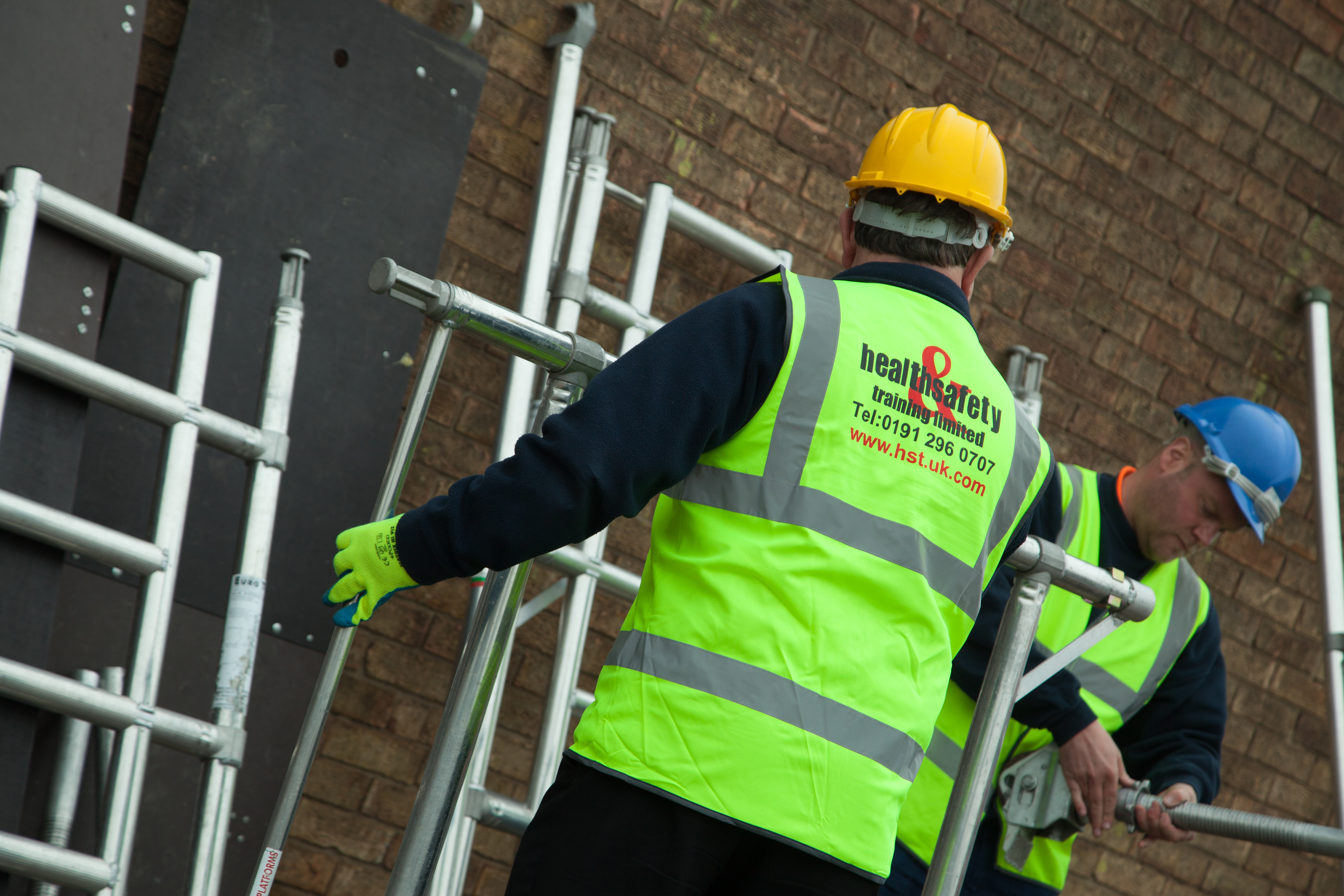 How Safe is Scaffolding? - Health & Safety Training