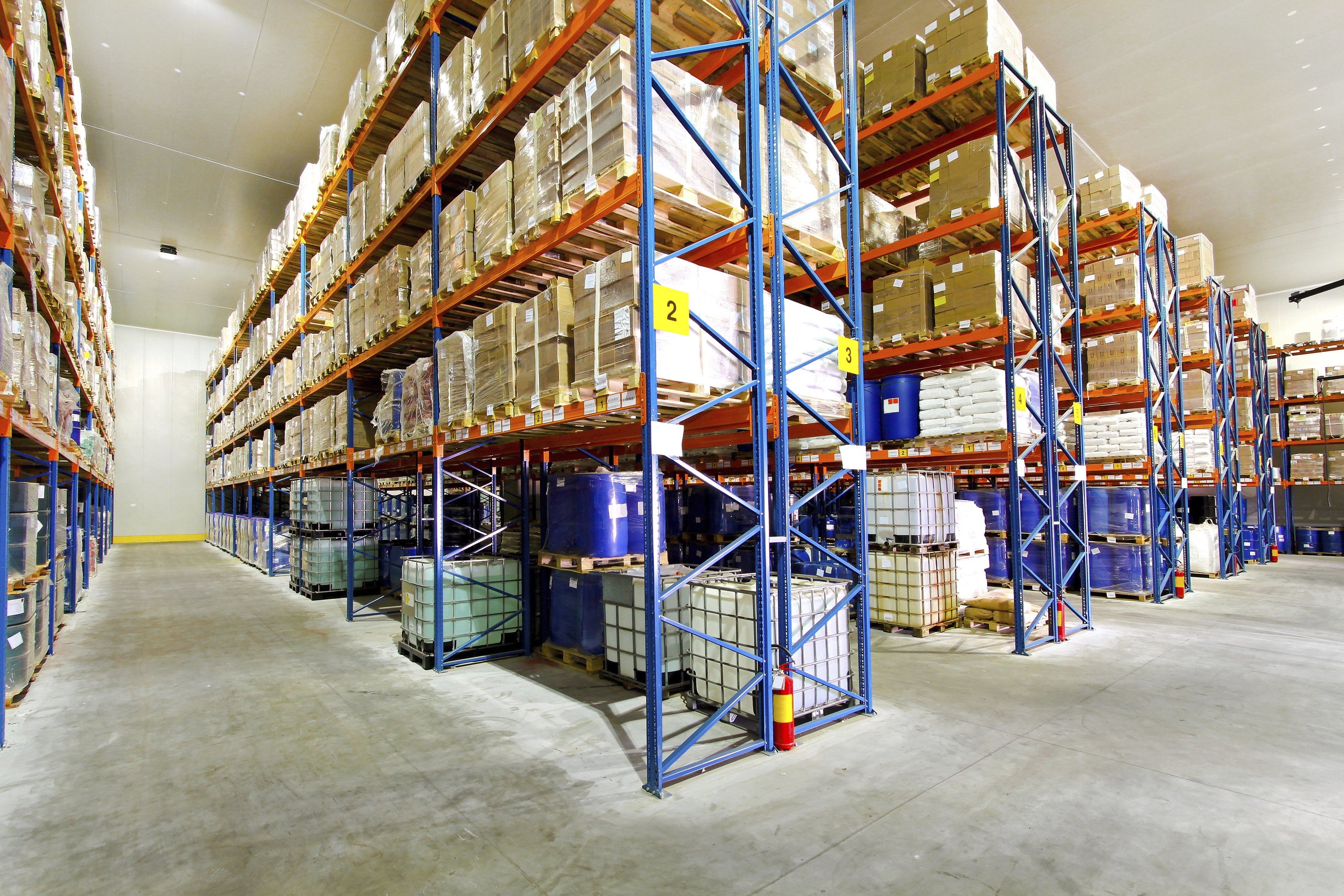 7 Easy Ways To Improve Your Warehouse Safety Today