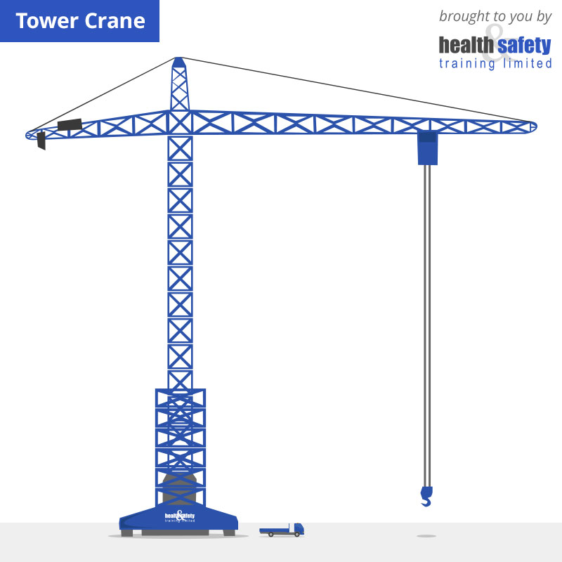 The Different Types of Cranes - Health & Safety Training Ltd