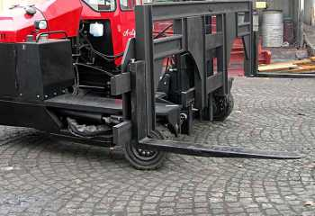 Multi direction forklifts
